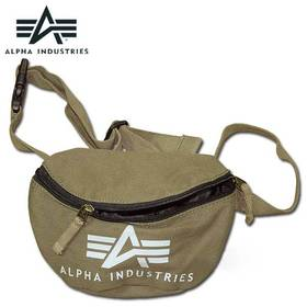 Сумка Alpha Ind. Big A Canvas Waist Bag